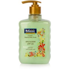 Higeen Creamy Hand And Body Wash Apple Blossom 500ml