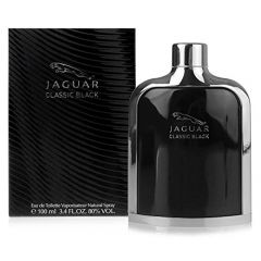 Jaguar Classic Black Eau De Toilette Spray 100ml For Men