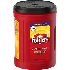 Folgers Classic Roast Ground Coffee. 51 OZ