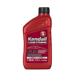 Kendall 1075040 10W40 Synthetic Blend Motor Oil