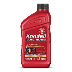 Kendall Conventional 20W50 TI Motor Oil with Liquid Titanium