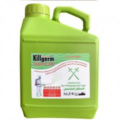 Killgerm SuperCide Concentrated Disinfectant for Professional Use, 5L