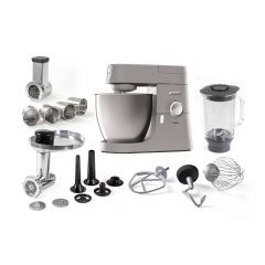 Kenwood Chef XL KVL4220S Stand Mixer, 6.7 Ltr Bowl, 1200W