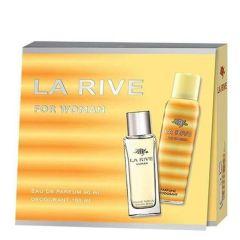 La Rive For Woman Eau De Parfum 90 ml + Deodorant 150 ml Set