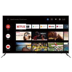 Haier LED TV 58 InchSmart 4K UHD -  Black -