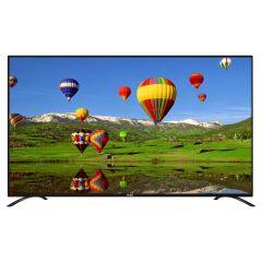 Haier 75 Inch Smart TV 4K - silver -