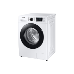 Samsung ,Front loading Washer WW80TA046AE1FH with Eco Bubble™, Hygiene Steam, DIT, 8 kg