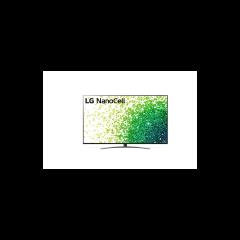 LG Real 4K NanoCell 65 Inch 86 Series, Nano Color, a7 Gen4 AI Processor 4K, Cinema Screen