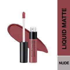 Maybelline New York Sensational Liquid Matte Lipstick 06, Best Babe