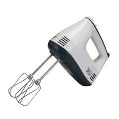 Black & Decker M350, 5 Speed Hand Mixer, 300W, White