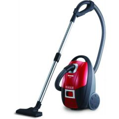 Panasonic Malaysia 2300W Vacuum Cleaner MC-CG717R149 - Black & Red