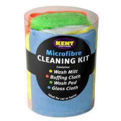 Kent Q559 Microfibre Cleaning Kit