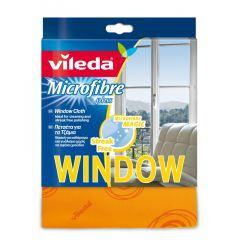 Vileda Window Cloth 2ps