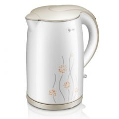 Midea MK-17H05E5 Coffee And Tea Jug Kettle 1.7 Liter, 2150W