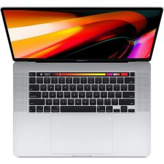 Apple MacBook Pro with Touch Bar, 16-Inch Retina Display, 2.3 GHz Inter Core i9, 1 TBGB SSD, 16 GB RAM, Silver