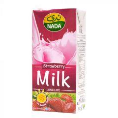 Nada milk strawberry flavor 1 liter