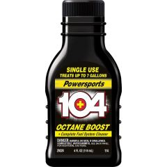 Gold Eagle 104 Plus Octane Boost & Complete Fuel System Cleaner