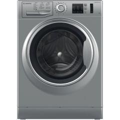 ARISTON Washing Machine 8 Kg , 1200 Rpm , Silver