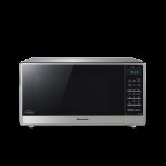 Panasonic NN-ST785SPTE Microwave Oven, 1100W, 44 Liter, Inverter Technology