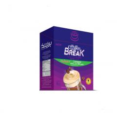 Coffee Break Cappuccino - 8 Sachets, 18.5 gm