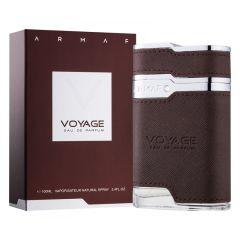Armaf Voyage Brown Eau De Parfum For Men ,100ML