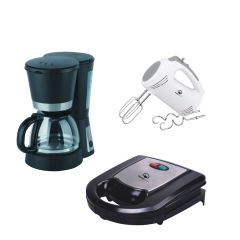 Home Electric waffle maker & Coffee maker & Mixer