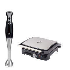 Home Electric Hand Blender & sandwich grill