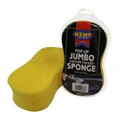 Kent V066 Popup Jumbo Vacuum Packed Sponge