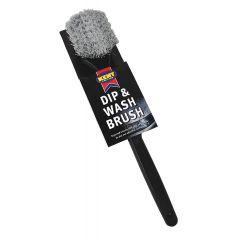 Kent Q4344 Car Care Dip and Wash Brush