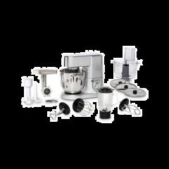 Moulinex  QA813D27 Masterchef Grande Food Processor, 6.7 Liter Bowl, 1.4 L Blender Jar, 1500 Watts