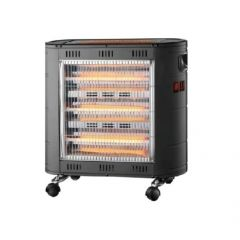 Matex QH-1715 Electric Heater, 4 Heating Elements, 2000 Watt