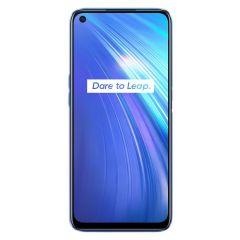 Realme 6, 6.5-Inch Display, 128GB, 8GB RAM, Dual-SIM, 4G, Comet Blue
