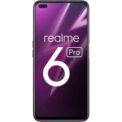 Realme 6 Pro, 6.6-Inch Display, 128GB, 8GB RAM, Dual-SIM, 4G, Lightning Red