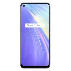Realme 6, 6.5-Inch Display, 128GB, 8GB RAM, Dual-SIM, 4G, Comet White