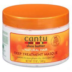 [CANTU] SHEA BUTTER FOR NATURAL HAIR DEEP TREATMENT MASQUE 12OZ