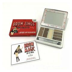 benefit Brow Zings Pro Palette Light - Medium Authentic