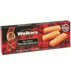 Walkers Biscuit Shortbread Highlander Butter 135gm