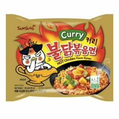 Samyang Hot Chicken Ramen Curry Flavor 140g.