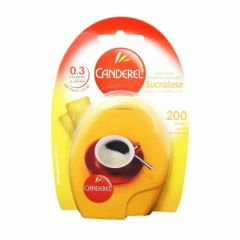 Canderel Low Calorie Sweetrner Made With Sucralose 200 Teblet 17g