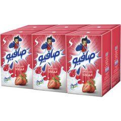Safio strawberry milk *6 count