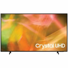 Samsung 55 Inch AU8000 4K UHD LED Smart TV UA55AU8000WXXY