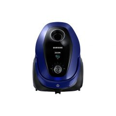 Samsung VC20M2510WB/SG Canister Vacuum Cleaner with More suction power, 2000 W, Blue