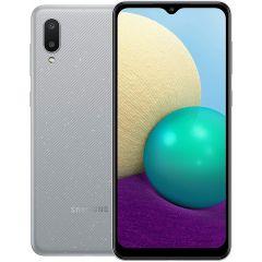 Samsung Galaxy A02 Dual SIM, 32GB 3GB RAM LTE, Gray