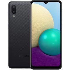 Samsung Galaxy A02 Dual SIM, 64GB 3GB RAM LTE, Black