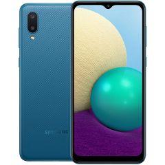 Samsung Galaxy A02 Dual SIM, 64GB 3GB RAM LTE, Blue