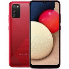 Samsung Galaxy A02s Dual SIM 64GB 4GB RAM 4G LTE , Red