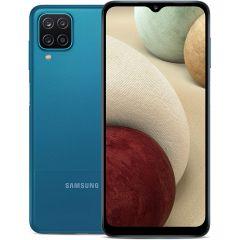 Samsung Galaxy A12 Dual SIM 64GB 4GB RAM 4G LTE, Blue