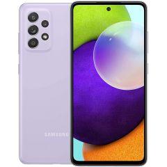 Samsung Galaxy A52 Dual SIM, 256GB 8GB RAM LTE, Violet