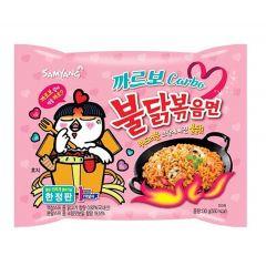 Samyang Hot Chicken Ramen Carbonara Flavor 130g.