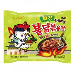 Samyang Hot Chicken Jjajang Flavor Ramen 140g.